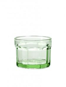 Vaso cristal verde 16 cl